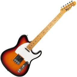 Tagima Guitarra Tw-55 Telecaster Sunburst Produto Novo Loja Fisica