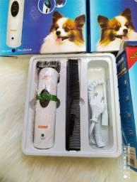 Maquina De Tosa Aparadora  P/ Cachorro Pets