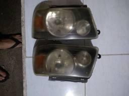 2 faróis da ranger 2005 à 2009 originais