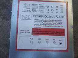 Modulo distribuidor de audio e video Marcopolo G7