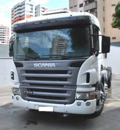 Scania P270 8x2