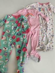 3 pijama carters eua