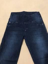 Calças gestante tamanho M (42) marca Emma Fiorezi