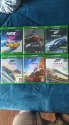 Jogos Xbox one barbada !