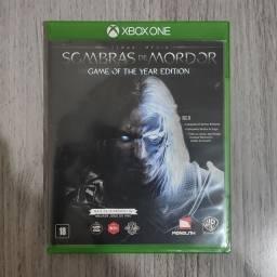 Jogo Shadow of Mordor GOTY Edition (Semi-novo) - Xbox One
