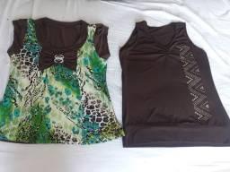Lote roupas usadas 13 peças