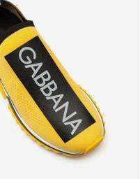 Dolce & Gabbana<br>Tênis slip-on Sorrento