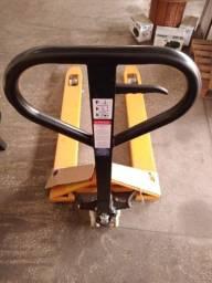 Transpalete Menegotti Mtp 3 Toneladas Roda Tandem (roda dupla) Garfo 685mm