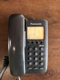 Telefone fixo Panasonic