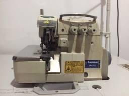 Máquina Overloque Industrial e Reta Industrial