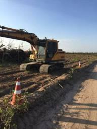 Escavadeira Hidráulica SDLG
