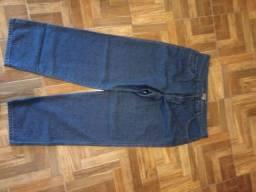 Calca jeans masculina 54