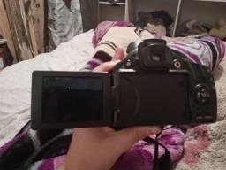 Vendo camera profissional canon ela vale 3.257.00
