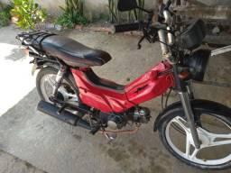 Vendo moto Shineray ano 2010