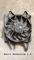 Eletro-ventilador Palio/ Siena