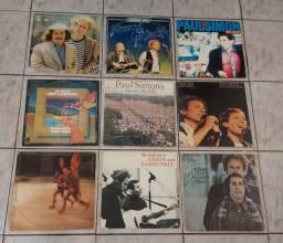 VINIL- ACERVO C/11 LP'S  /PAUL SIMON'S & GARFUNKEL