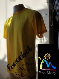 Camisas sob medida pra sua empresa ou evento