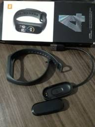 Mi Smart Band 4 - Tela queimada!