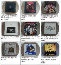 Vários LPs clássicoa