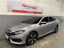 Honda Civic 1.5 Turbo Gasolina Touring 4P CVT 2017