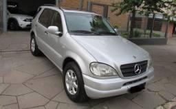 Mercedes Benz ML 430 2001, apenas 127.000 km, absolutamente impecável