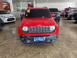 Jeep Renegade Longitude 1.8 (Aut) (Flex) 2016