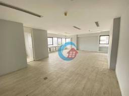 Sala Comercial para alugar, 138 m² por R$ 3.000/mês - Ilha do Leite - Recife/PE