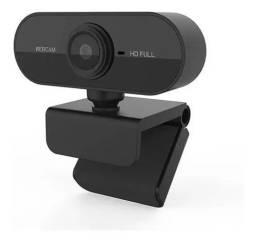 Webcam Full Hd 1080p Usb Câmera Stream Alta Resolução W18