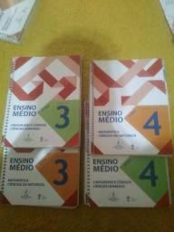 Livros da escola adventista 2 Ano médio só 120