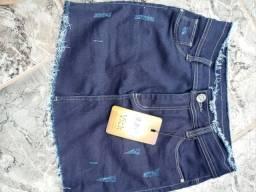 Saia jeans vick