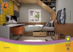 Título do anúncio: condominio village do sol residence, com 2 quartos.