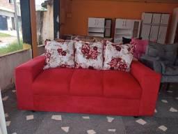 Vende se sofa e poltrona