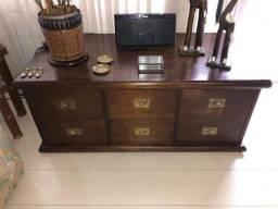 Buffet, rack ou armário madeira de lei