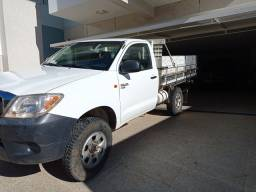 Hilux 2008 cabine simples