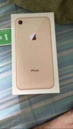 IPhone 8 256 GB NOVO!!!! Leia a descrição