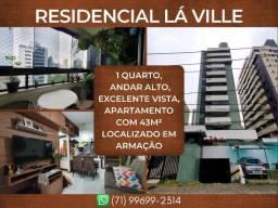 Apartamento em Armação, ResidencialLa Ville - Autêntico