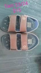 Calçados conservados