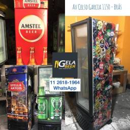 Título do anúncio: Cervejeira Comercial Adesivada e Reformada