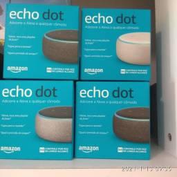 Echo dot 3° geração Alexa
