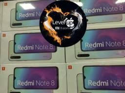 Maravilha 2021! REDMI Note 8 da Xiaomi.. Novo LACRADO Garantia entrega em mãos!