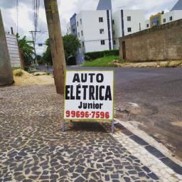 Serviços elétricos para automóvel