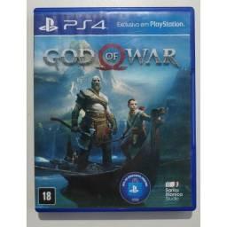 Vendo God of War 4