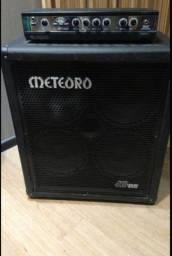 Cabeçote Meteoro 400mb + Caixa 410bs