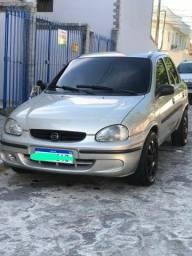 Corsa Classic 1.0 gnv/ar/som bluetooth/d.hidráulica/roda aro 15  ano 2005/113.00