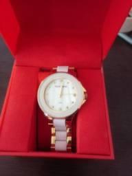 Relógio 100 % Original Femenino Mondaine Garantia