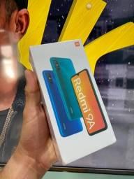 XIAOMI REDMI 9A 32GB TELA 6.53 5000mAh bateria novos