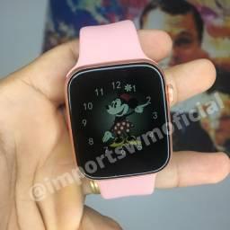 Promoção Relógio SmartWatch iwo X8 Lançamento