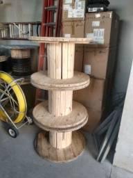 Vendo bobinas vazias