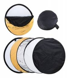 Rebatedor Circular Greika 5 em 1 - 110cm - REB110