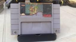 Jogo Original Para Super Nintendo Mario Word